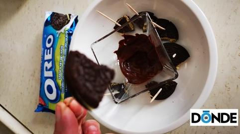 Oreo Chocolate Dip