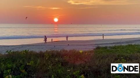 Sunset (el mar todo lo cura) #ViajesDondeIr