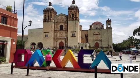 Paseando por Oaxaca
