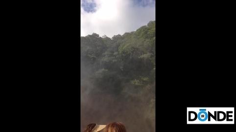 "Cascada "" El Chiflón"" #ViajesDondeIr"