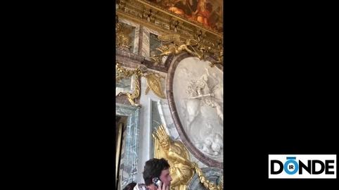 Palacio de Versalles, Francia #ViajesDondeIr